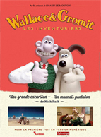 Wallace Gromit : Les Inventuriers