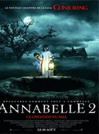 Annabelle 2 : la Cr�ation du Mal
