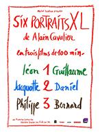 Six portraits XL : 1 Leon et Guillaume